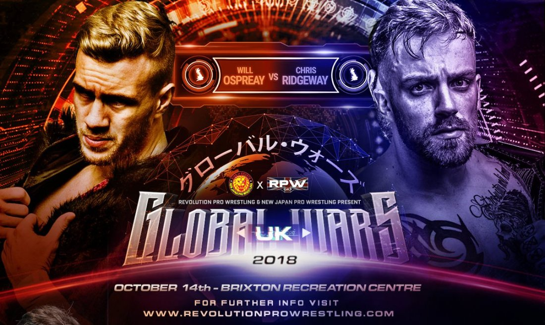 Rev Pro: Global Wars 2018 Preview